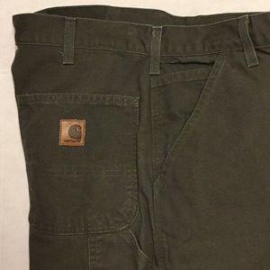 """Carhartt Pants Dungeree 34"""" x 32"""""""